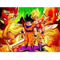 What's My Destiny Dragon Ball